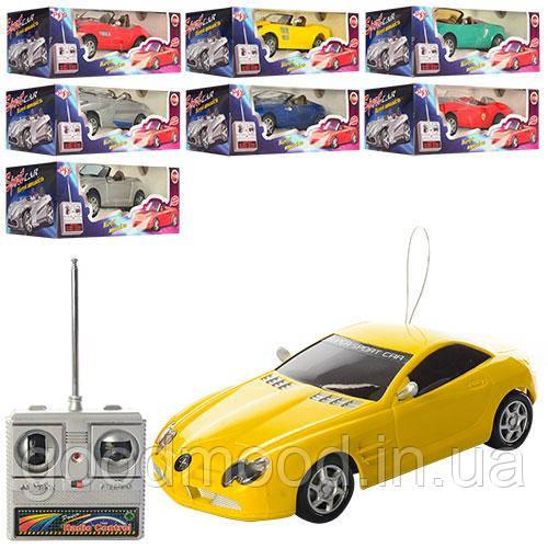 Машина 28031 радіокер., 1:18, 8 видів, світло, бат., кор., 28-16,5-10 см.
