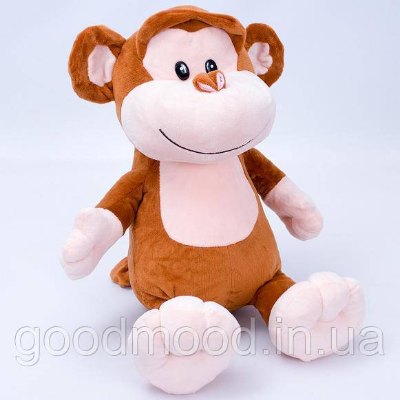 "М`яка іграшка ""Мавпочка Лотта"" 34 см Копиця 25061, h23"