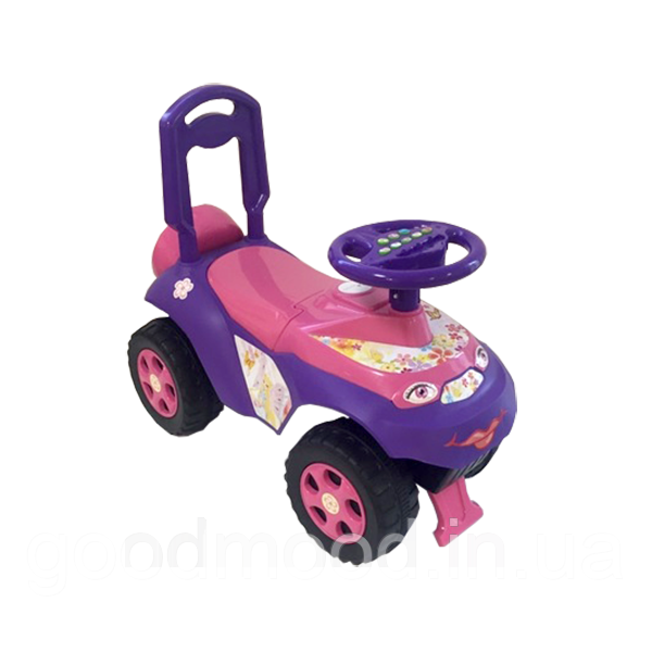"Іграшка дитяча для катання ""Машинка"" музична 0142/03UA"