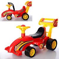 Игрушка Автомобиль для прогулок Формула ТехноК