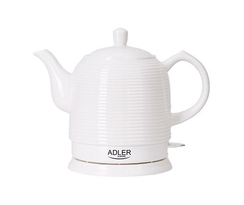 Adler AD 1280 Електрочайник керамічний 1,2 л