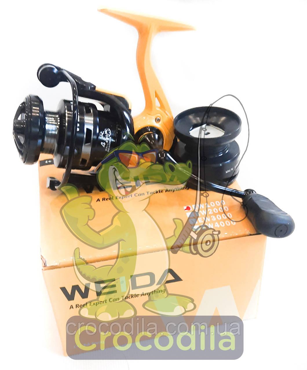 Спиннинговая катушка  Kaida ( Weida) EW 1000  5+1