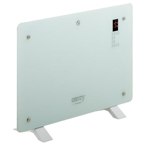 Camry CR 7721 Конвекционный стеклянный обогреватель LCD с пультом