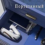 Відпарювач KQ01 ручний, вертикальний. Відпарювач для одягу, парова праска 1200 Вт, фото 3