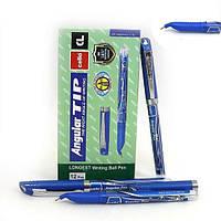Ручка для шульги Flair 888 Angular для каліграфічного почерку, синя, Cello (12)