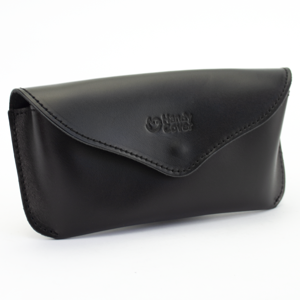 Футляр для окулярів шкіряний Handycover HC0085 (чорний)