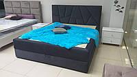 """Ліжко 180х200 з вбудованим матрацом і ящиком для білизни """"Денвер-2"""".Розпродаж -23%!!!"""
