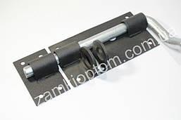 Засов черный 200 (мм)