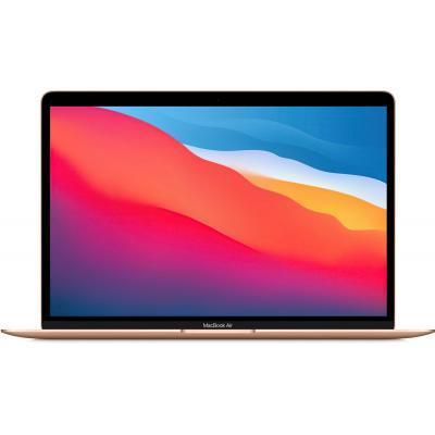 Ноутбук Apple MacBook Air 13 M1 512GB 2020 (MGNE3) Gold (MGNE3UA/A) Офіційний безнал з ПДВ