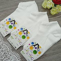 Носки детские летние с сеткой, Добра Пара, Р18-20, белые 30031898