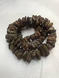 Янтарь натуральный необработанный лечебный янтарные бусы из янтаря янтарные бусы 48 см, фото 3