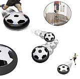 Літаючий футбольний м'яч Hover ball mini чорний, фото 3