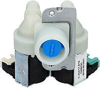 Клапан впускной 2/180 с микро фишкой Whirlpool 481228128468 оригинал, для стиральной машины, фото 1