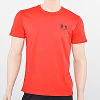 Мужская футболка Uder Armour (реплика) Красный