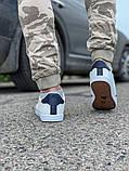 Кросівки чоловічі 18712, білі, [ 42 43 44 45 ] р. 42-28,0 див., фото 6
