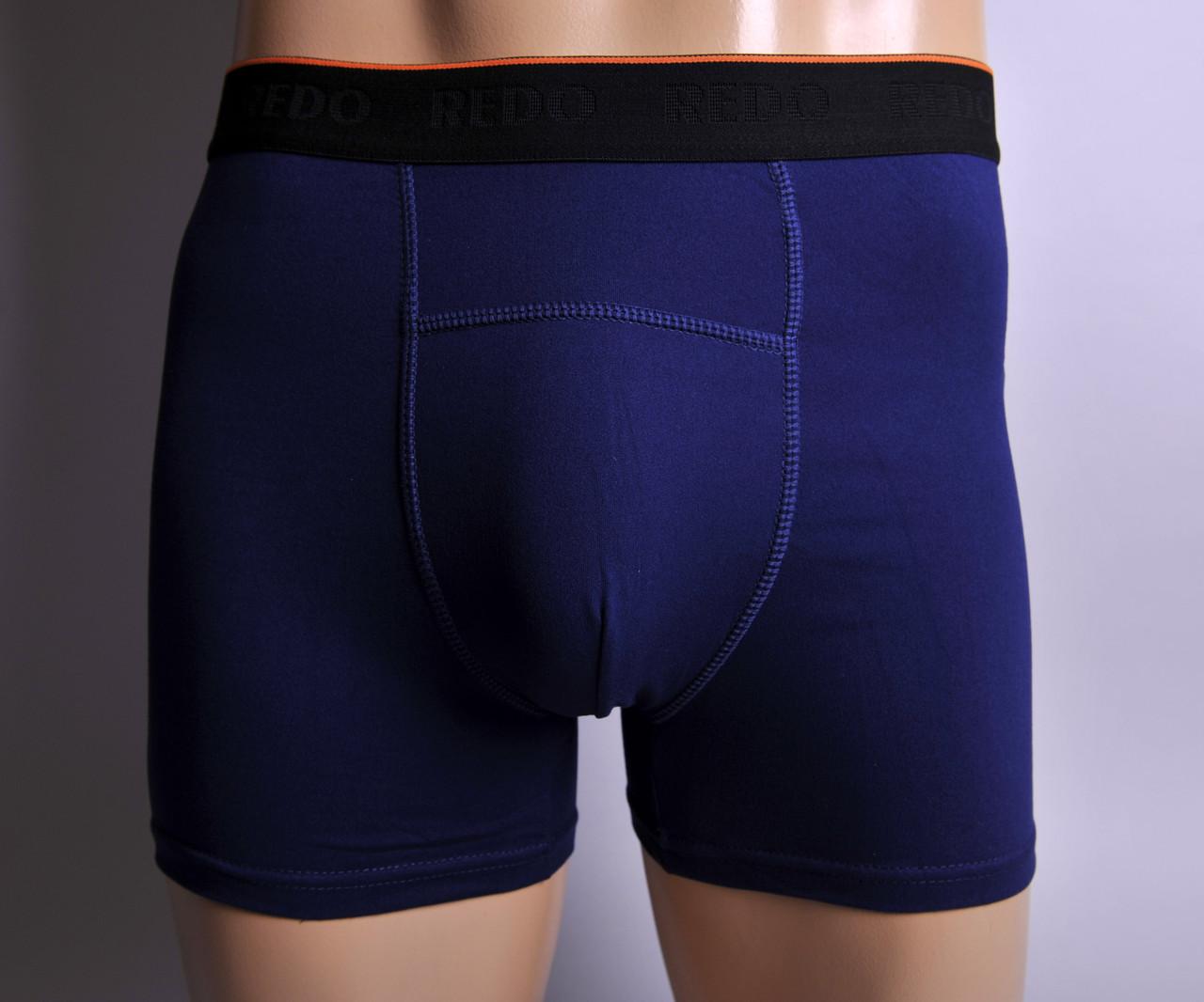 Мужские трусы - боксеры Redo 1622 3XL синий