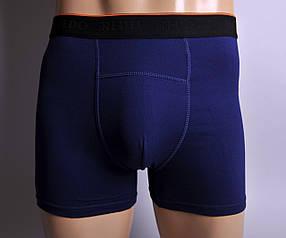 Мужские трусы - боксеры Redo 1622 3XL синий, фото 2
