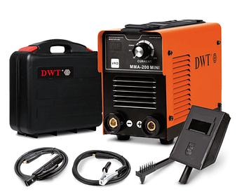 Зварювальний інвертор DWT MMA-200 MINI IMC