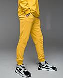 Cпортивные штаны Пушка Огонь Jog 2.0 желтые, фото 2