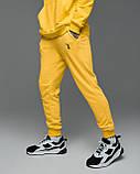 Cпортивные штаны Пушка Огонь Jog 2.0 желтые, фото 3