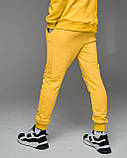 Cпортивные штаны Пушка Огонь Jog 2.0 желтые, фото 4