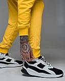 Cпортивные штаны Пушка Огонь Jog 2.0 желтые, фото 6