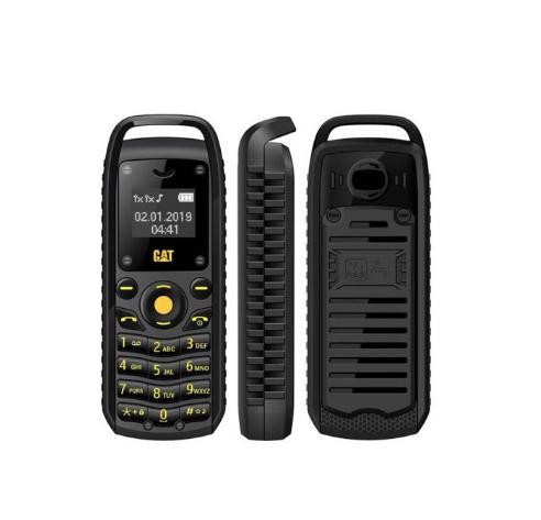 Міні мобільний телефон Gt Star CAT B25 (2 Sim) чорний