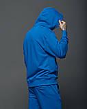 Худі унісекс Гармата Вогонь Classic '20 синій, фото 6