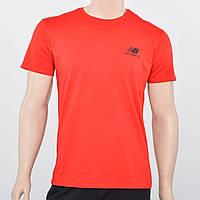 Мужская футболка New Balance (реплика) Красный