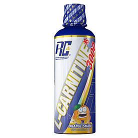 Жиросжигатель Ronnie Coleman L-Carnitine-XS Liquid, 465 мл Апельсин