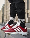 Довгі шкарпетки Гармата Вогонь - Round чорно-сірі, фото 2