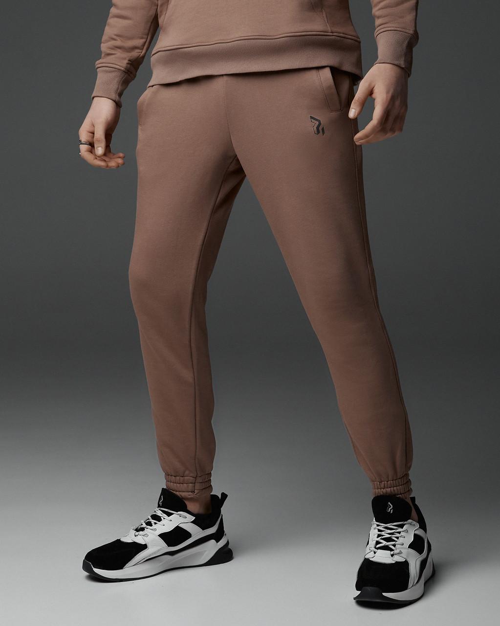 Спортивные штаны Пушка Огонь Jog 2.0 Капучино