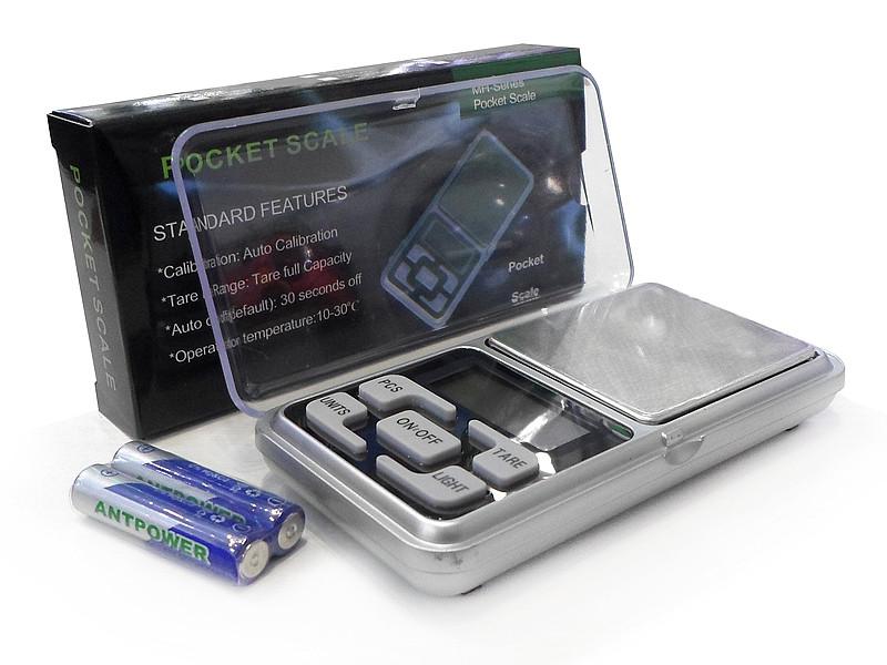 Весы электронные ювелирные 100г 100шт YZ-1724-100G