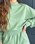 Жіночий костюм з шортами і вільним свитшотом (р. S-M) 66101940Q, фото 10