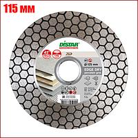 Диск алмазний Distar 115 мм 1A1R EDGE DRY диск для сухого різання керамограніта і кераміки під 45°