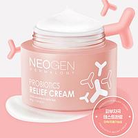 Зміцнюючий крем з пробіотиками Neogen Dermalogy Probiotics Relief Cream 50 мл