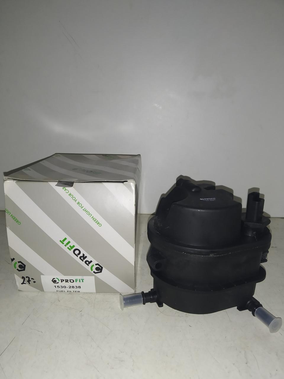 Фильтр топливный PEUGEOT 107 05-. 206 01-. 207 06-. 307 01-. BIPPER 08-. CITROEN C1 05-. C2 03-. C3 02-