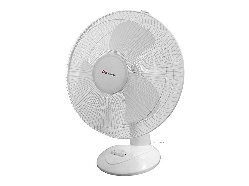 Вентилятор настільний Domotec 34см 40Вт 3 пласт. лоп. MS-1626