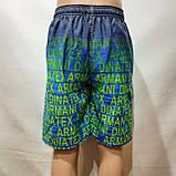Чоловічі літні пляжні шорти з боковим кишенею сіткою, фото 5