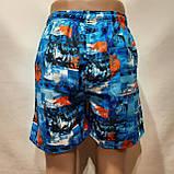 Мужские летние шорты пляжные с сеткой, фото 6