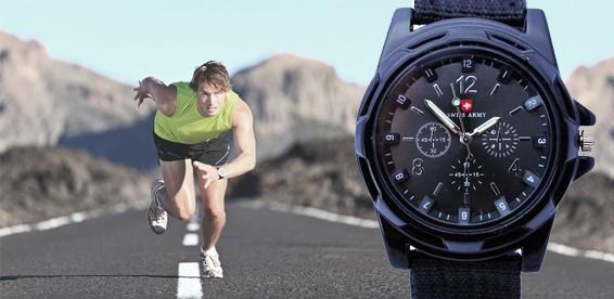 [ОПТ] Чоловічі наручні годинники Swiss Army