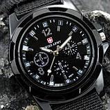 [ОПТ] Чоловічі наручні годинники Swiss Army, фото 4