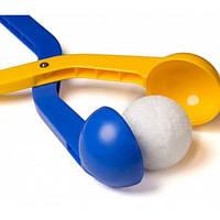 (GIPS), Розпродаж! Пристосування для ліплення сніжків, снеголеп, національний Жовто-Синій . сніжколіп ( сніжколіп )