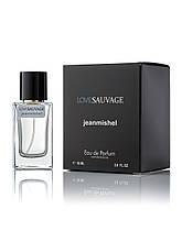 Парфюмерия для мужчин jeanmishel Love Sauvage 60ml опт
