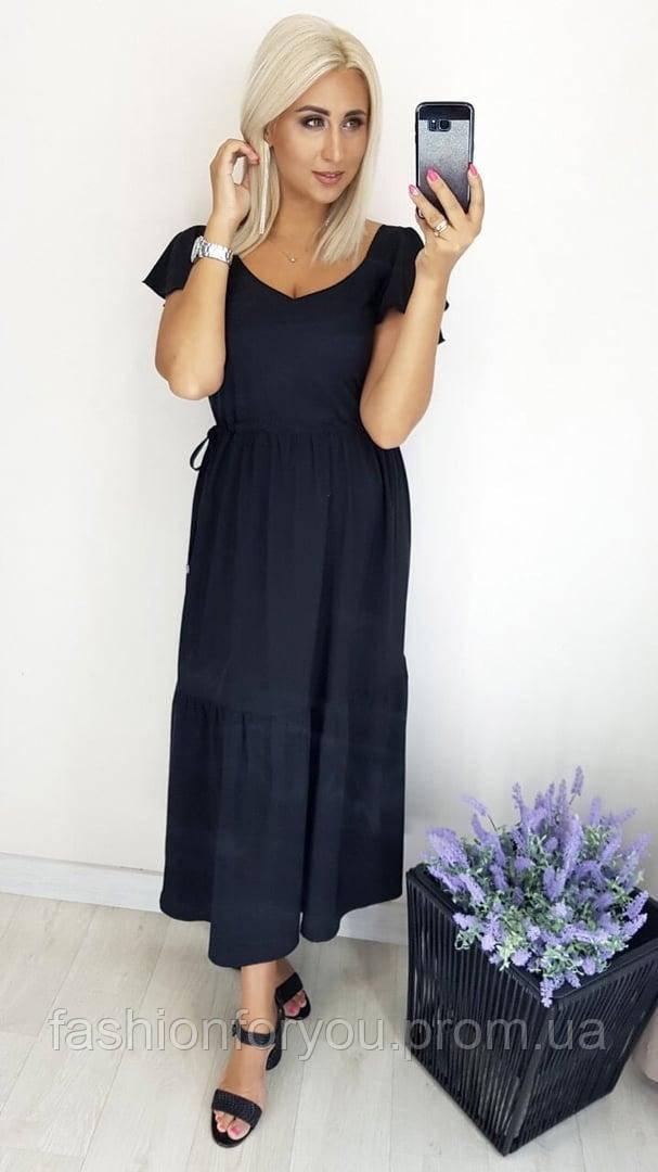 Летнее платье Мод.7071