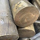 Круг бронзовий 25 мм БрБ2, фото 4
