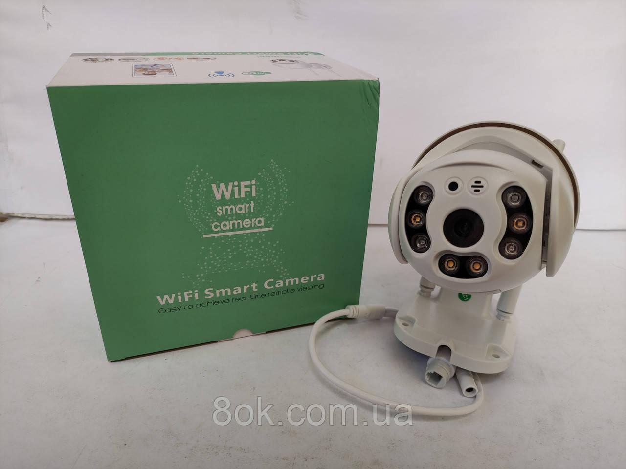 Вулична камера відеоспостереження WIFI IP66 UKC N3