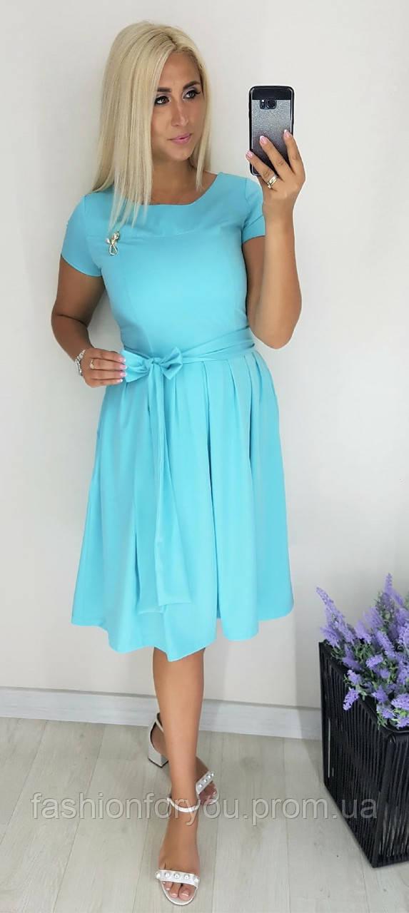 Платье женское Мод.7060 (маломерит, смотрите замеры)