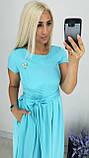 Платье женское Мод.7060 (маломерит, смотрите замеры), фото 2