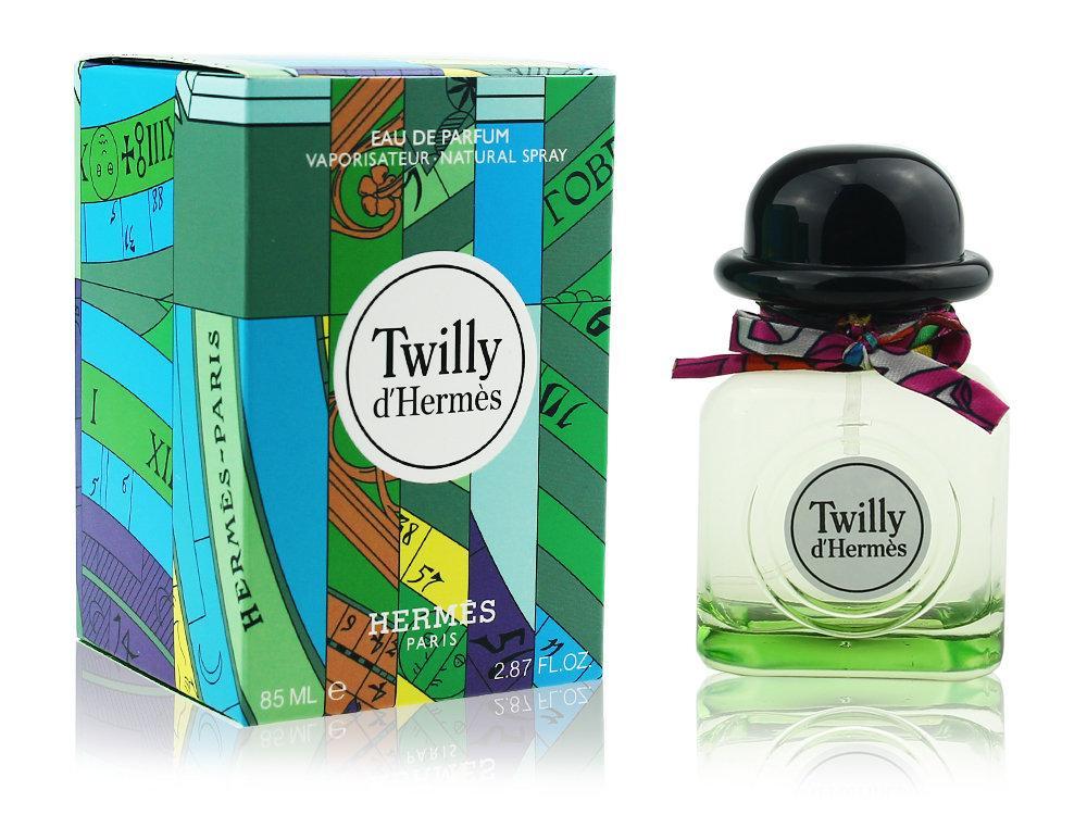 Жіноча парфумована вода Hermes Twilly d'hermes (green) (Гермес Твилли Гермес грін) 85 мл